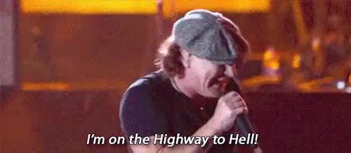 Watch and share Angus Young Onstage GIFs and Chris Slade Onstage GIFs on Gfycat