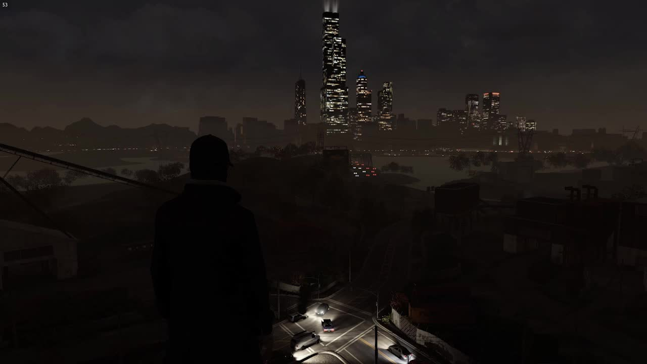 donald trump, gaming, ubisoft, video games, watch dogs, Watch Dogs - Modified Blackout GIFs