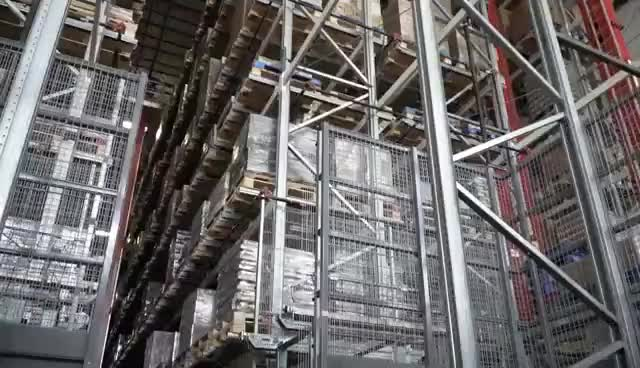 Watch The Warehouse of the Future – WITRON's OPM Technology at Meijer in Wisconsin GIF on Gfycat. Discover more related GIFs on Gfycat