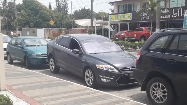 Watch Tricky Car  || ViralHog GIF on Gfycat. Discover more viralhog GIFs on Gfycat