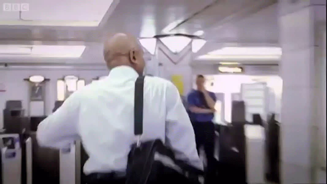 shittyreactiongifs, MRW I try to sneak into the bald-headed men club. GIFs