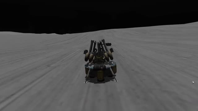 Watch and share Mun Base Construction Crane GIFs by SnacklessKerbal on Gfycat