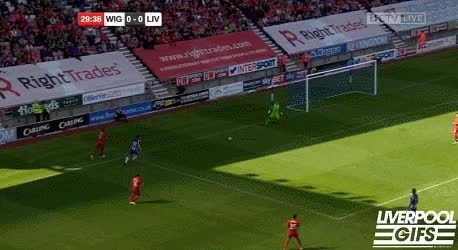 liverpoolfc, Liverpool Gifs - .@LorisKarius got a bit bored. #LFCtour GIFs