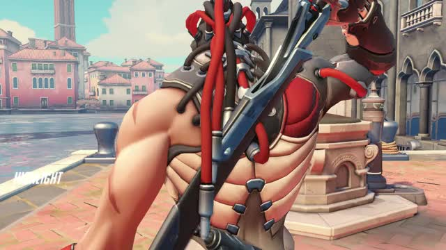 Watch blade GIF by mcfreeze on Gfycat. Discover more highlight, mccree, overwatch GIFs on Gfycat