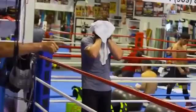 Watch GENNADY GOLOVKIN FUNNY MOMENTS GIF on Gfycat. Discover more related GIFs on Gfycat