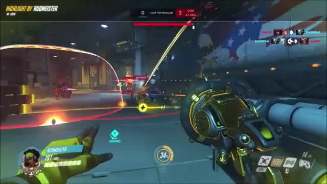 Watch lucio GIF on Gfycat. Discover more Overwatch, highlight GIFs on Gfycat