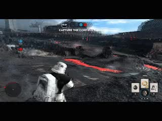 Watch AT-ST Doing the Cha-Cha Slide GIF by @nimitz4646 on Gfycat. Discover more battlefront, gaming GIFs on Gfycat