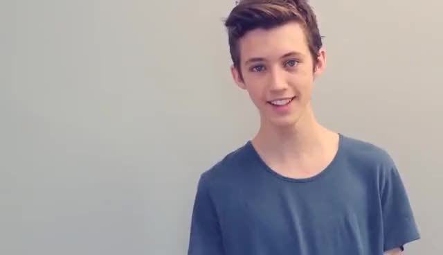 Watch and share Troye Sivan GIFs on Gfycat