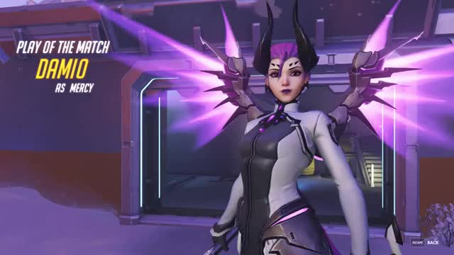 Watch and share Overwatch GIFs and Mercy GIFs by derado on Gfycat