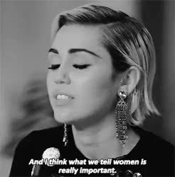 Watch and share Marie Claire GIFs and Miley Cyrus GIFs on Gfycat