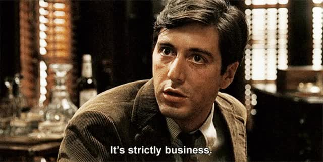 Watch this al pacino GIF on Gfycat. Discover more al pacino, godfather, the godfather GIFs on Gfycat