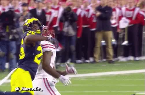 Watch and share One-handed Interception By Jourdan Lewis. GIFs by MarcusD on Gfycat