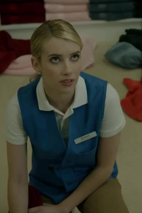 Watch vqcrb GIF by Damien Robert-Audy (@damien00013) on Gfycat. Discover more celebs, emma roberts GIFs on Gfycat