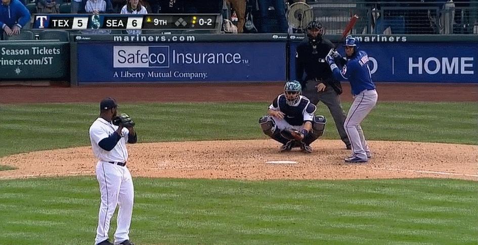 baseball, baseballgifs, ThisNegligibleAlaskajingle ThisNegligibleAlaskajingle ThisNegligibleAlaskajingle,rodney Fernando Rodney Upvote Gif OC (reddit) GIFs