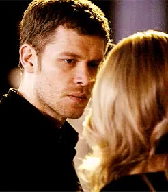 Watch and share Camille O'connell GIFs and Niklaus Mikaelson GIFs on Gfycat