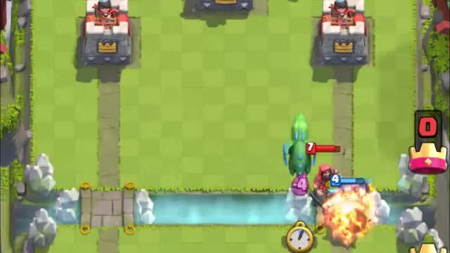 Watch and share Hog Rider Pekka Counter GIFs by Clash Royale Kingdom on Gfycat
