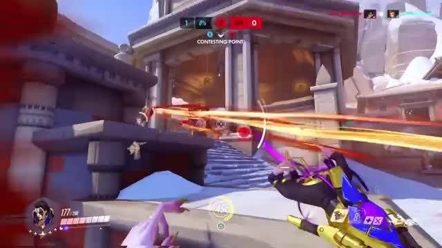 Watch Moira Deflect GIF by @mraye_ on Gfycat. Discover more PS4share, Moira, Overwatch, highlight, overwtach GIFs on Gfycat