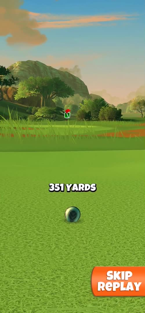 Watch and share Summer Major - Expert Hole 1 - 2nd Shot GIFs on Gfycat