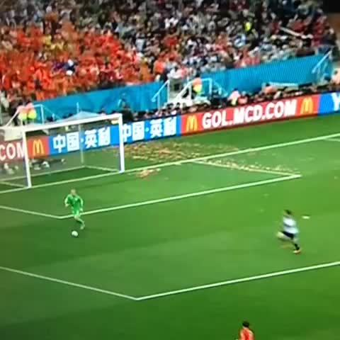 worldcup, Loved this cheeky move by Cillessen (reddit) GIFs