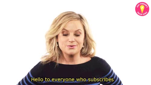 Watch and share She's The Sweetest GIFs and Amy Poehler GIFs on Gfycat