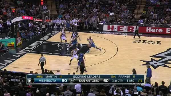 Watch and share Kawhi Absorbs The Contact And Hits The And-1 (reddit) GIFs by iamaandrew on Gfycat