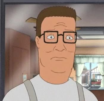 Watch and share Hank King Of The Hill GIFs by RyanThe TechMan on Gfycat