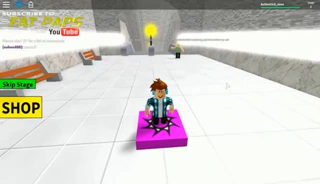 Watch Roblox - FUJA DO ZUMBI GIGANTE !! (Roblox Escape Zombie) GIF on Gfycat. Discover more related GIFs on Gfycat