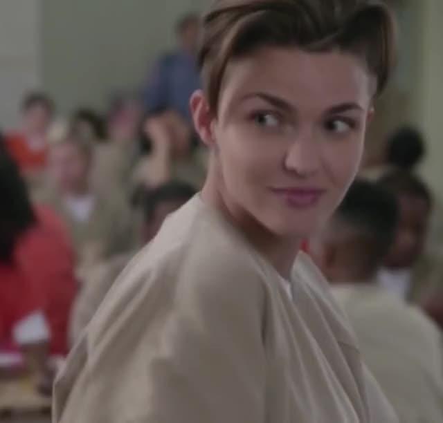 Watch and share Orange Is The New Black GIFs and Ruby Rose GIFs by Reactions on Gfycat