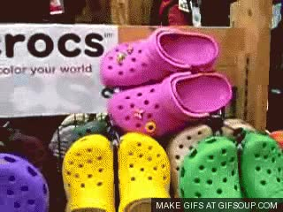 Watch crocs GIF on Gfycat. Discover more related GIFs on Gfycat