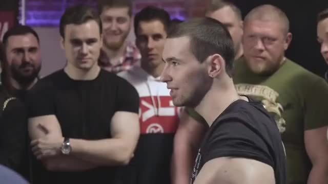 Dude Jacked Up On Synthol Challenges The Russian Slap Champion