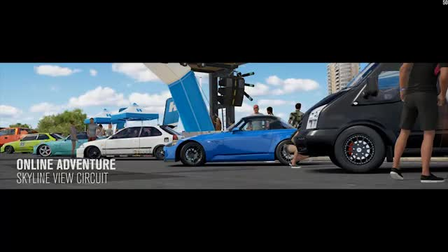 Watch and share Forza Horizon 3 Taylor Swift Rammer GIFs by IsuckAtDriving on Gfycat