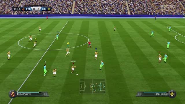Watch Pavard ! (+ petit pont) GIF by Xbox DVR (@xboxdvr) on Gfycat. Discover more FIFA18, Tolc, xbox, xbox dvr, xbox one GIFs on Gfycat