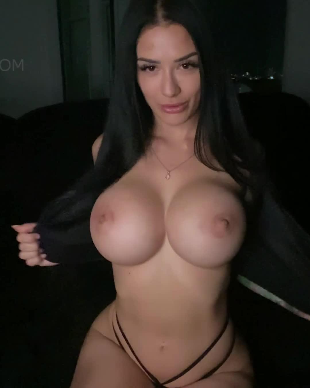 Katrina Jade's New Boobies in all their glory