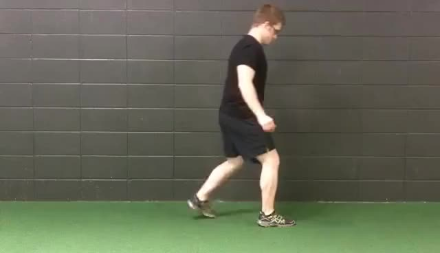 Watch and share Contralateral Offset Split Squat GIFs on Gfycat