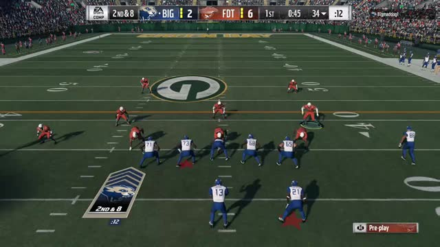 Watch this GIF by Gamer DVR (@xboxdvr) on Gfycat. Discover more CheezyRunner262, MaddenNFL18, xbox, xbox dvr, xbox one GIFs on Gfycat