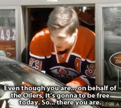 Watch and share They're Such Dorks GIFs and Edmonton Oilers GIFs on Gfycat