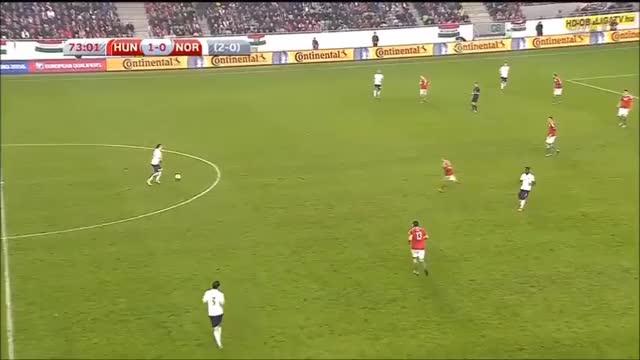 Watch and share Nagy - Hungary Norway GIFs by footballski on Gfycat