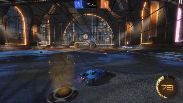 Goal 3: Teuf