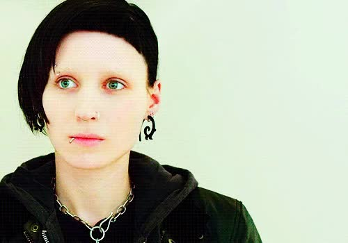 Watch and share The Girl With The Dragon Tattoo - 9.5/10 GIFs on Gfycat
