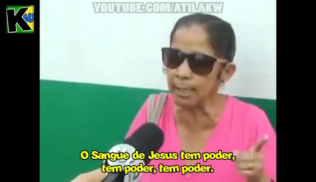 Watch and share O Sangue De Jesus Tem Poder GIFs on Gfycat