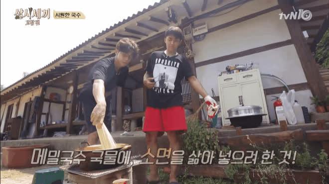 Kết hợp 2 cực phẩm của xứ Kim Chi, show truyền hình này càng ngày càng khiến fan mê mẩn