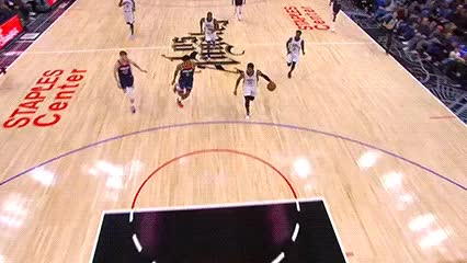 Watch and share Paul George — Los Angeles Clippers GIFs by Off-Hand on Gfycat