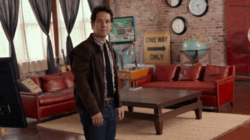 Paul Rudd, They Came Together, thanks, Thanks GIFs