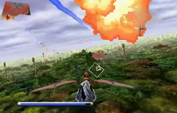 Watch Sega Saturn Longplay [005] Panzer Dragoon GIF on Gfycat. Discover more related GIFs on Gfycat