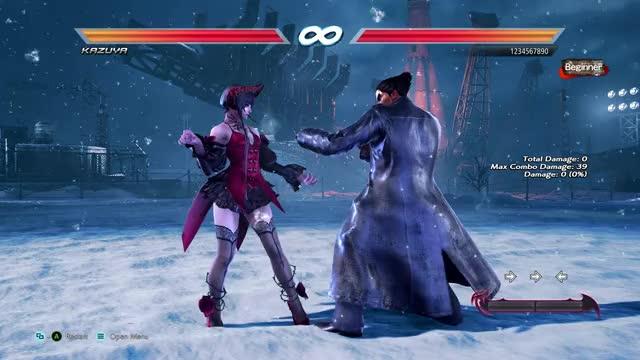 Watch and share Tekken GIFs by eatsports on Gfycat