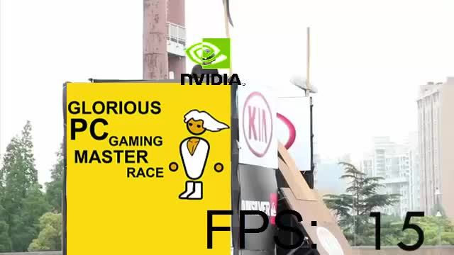 ayymd, gamingcirclejerk, pcmasterrace, NVIDIA RESPONDS GIFs