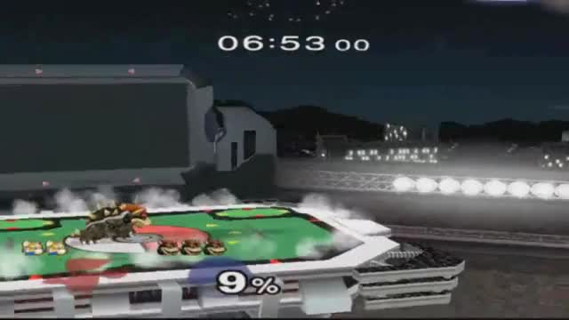 Watch No Chance - A SSBM Bowser Netplay Montage GIF on Gfycat. Discover more Bowser, Melee, SSBM GIFs on Gfycat