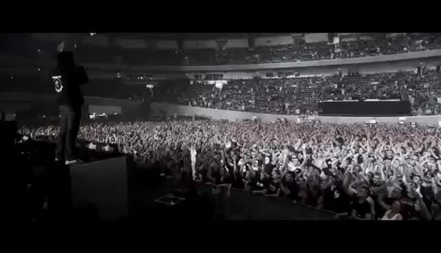 Watch and share Angerfist - Knock Knock (Music Video) GIFs on Gfycat