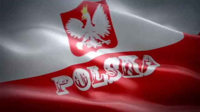 Watch and share Flaga Polska GIFs on Gfycat