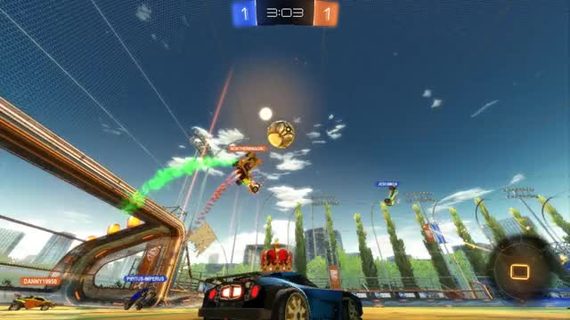 Watch and share Rocket League GIFs by velsket on Gfycat